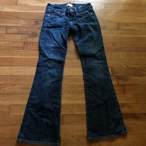 EUC Lucky Brand Flare Jeans